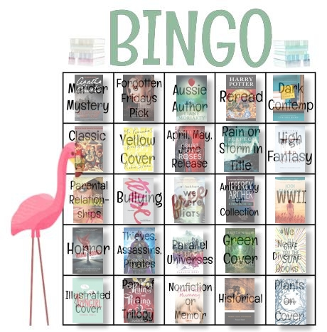 bookishbingoreadyforspringBINGO