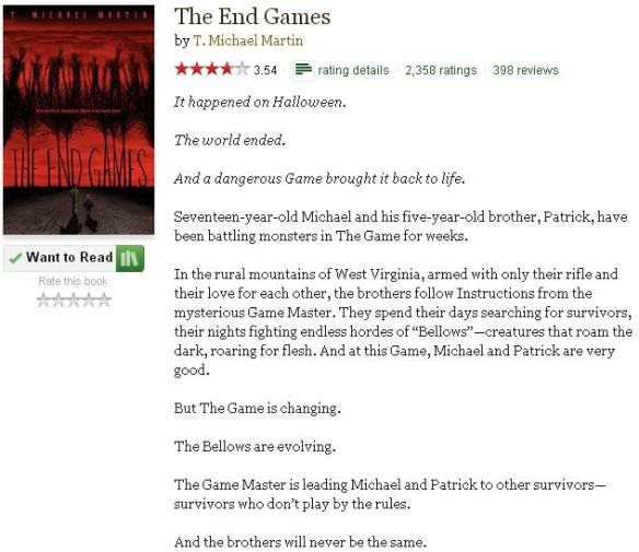 theendgamesgoodreadsblurb