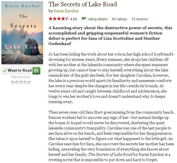 thesecretsoflakeroadgoodreadsblurb