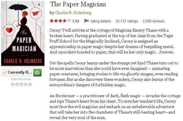 goodreadsblurbthepapermagicianteaser