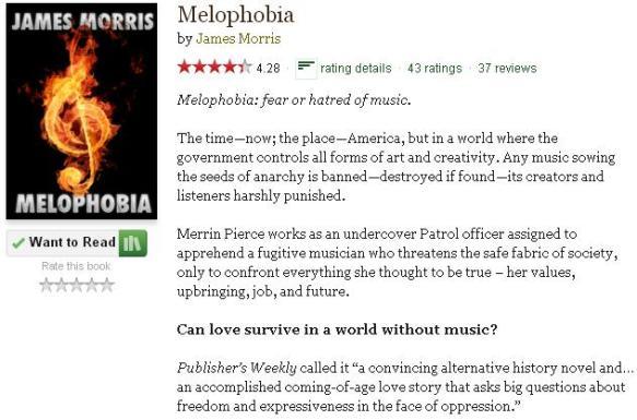 goodreadsblurbmelophobia