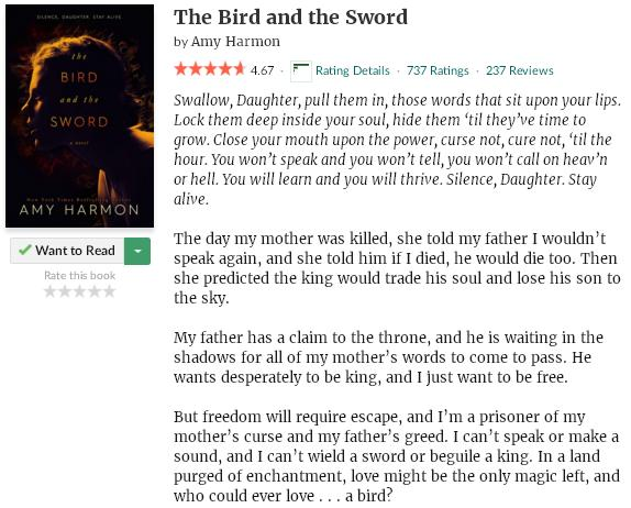 goodreadsblurbthebirdandthesword