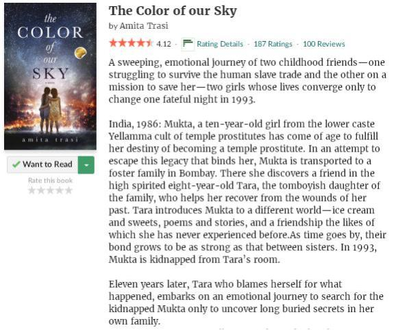 goodreadsblurbthecolorsofoursky
