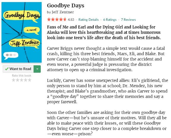 goodreadsblurbgoodbyedays