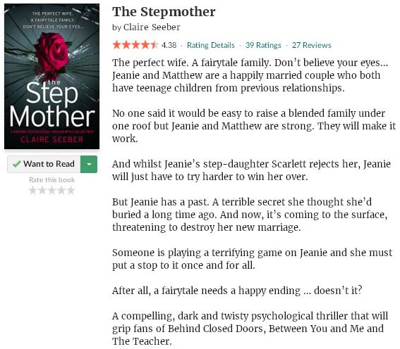 goodreadsblurbthestepmother
