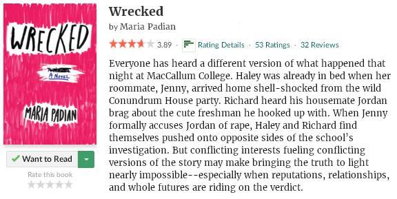 goodreadsblurbwrecked