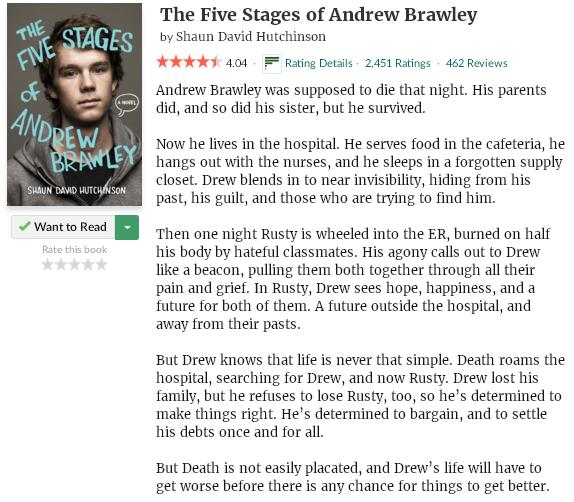 goodreadsblurbthefivestagesofandrewbrawley