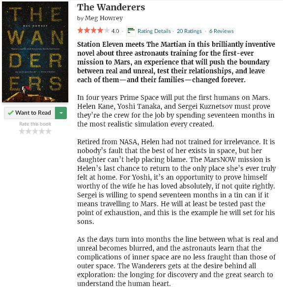 goodreadsblurbthewanderers