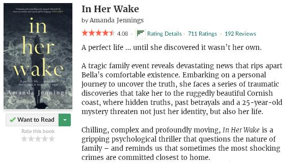 goodreadsblurbinherwake